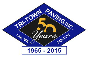 Tri Town Paving - Asphalt Blacktop Paving in Lee MA logo
